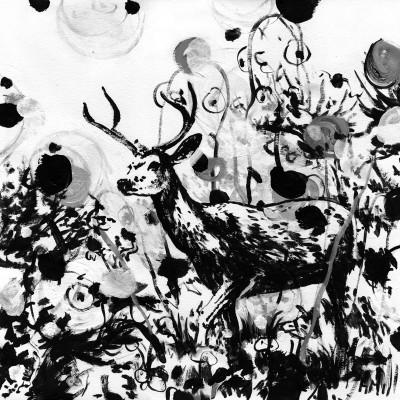 Untitled (b/w-study 16, 2012)