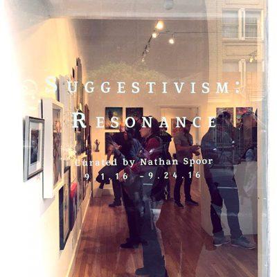 Suggestivism: Resonance, Spoke Art, San Francisco