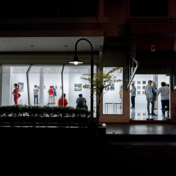 Heiko Müller – Among the Shades – Le Link Gallery, Bangkok, Thailand