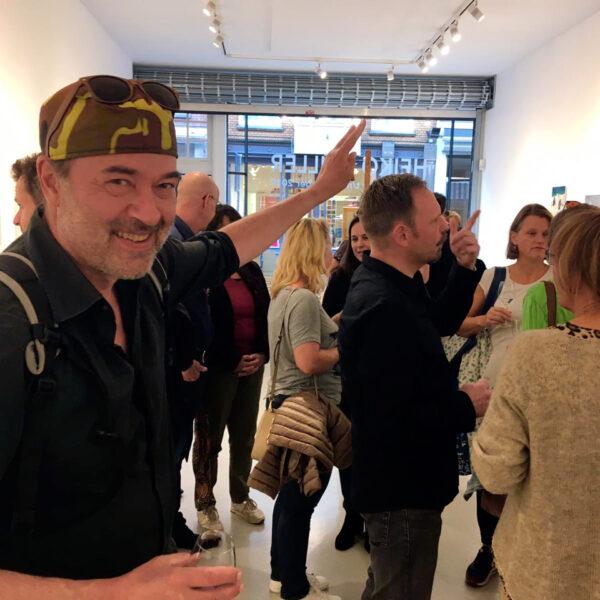 "Heiko Müller, ""Echo Shelter"" at Jaks Gallery, Amsterdam, Netherlands"